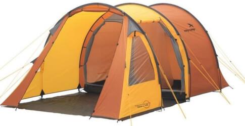 Namiot turystyczny dla 4 osób Galaxy 400 pomarańczowy Easy Camp