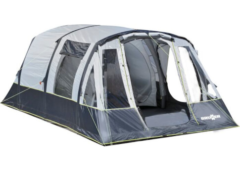 Namiot rodzinny dla 5 osób Bullet 5 Airtech Brunner