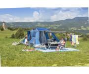 Namiot rodzinny dla 5 osób Orizon FC 5 Brunner