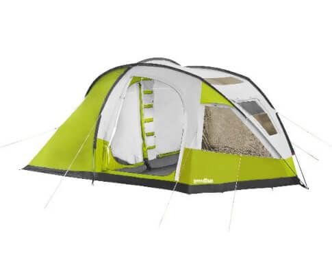 Namiot rodzinny dla 6 osób Futura 6 Brunner
