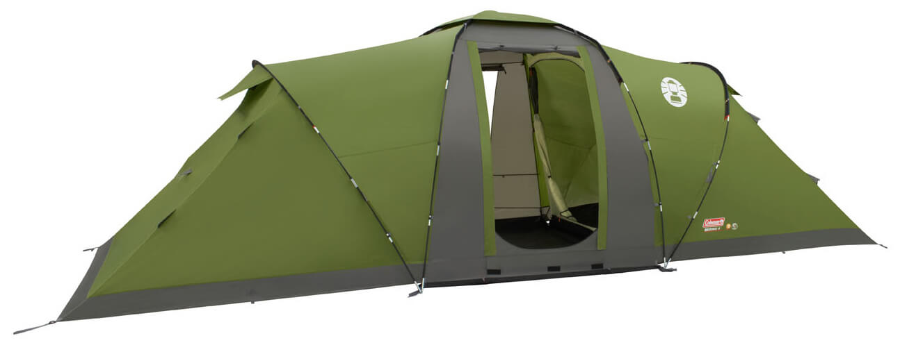 Namiot rodzinny dla 6 osób Bering 6 Coleman