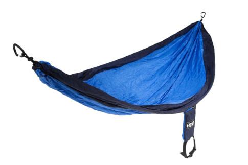 Hamak turystyczny Eno Single Nest niebieski