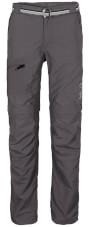 Letnie spodnie trekkingowe L'Gota Milo z odpinanymi nogawkami szare