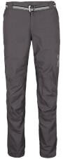Letnie długie spodnie trekkingowe Mape Milo szare