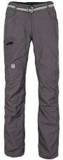 Damskie spodnie trekkingowe L'Gota Lady Milo z odpinanymi nogawkami szare