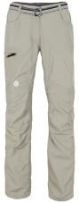 Damskie spodnie trekkingowe L'Gota Lady Milo z odpinanymi nogawkami beżowe