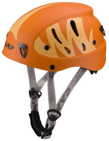 Kask wspinaczkowy dla dzieci CAMP Armour Junior pomarańczowy
