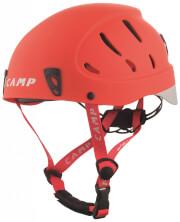 Kask wspinaczkowy CAMP Armour czerwony rozmiar L typ ABS