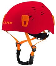 Kask wspinaczkowy Titan Small czerwony CAMP