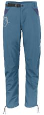 Spodnie wspinaczkowe długie AKI Milo niebieskie