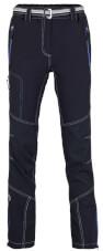 Damskie spodnie trekkingowe ATERO LADY Milo black / dark grey