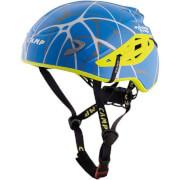 Kask wspinaczkowy typu EPS CAMP Speed Comp niebieski
