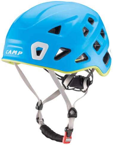 Kask wspinaczkowy CAMP Storm typ EPS -  niebieski rozmiar L