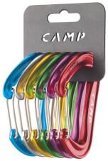 Zestaw karabinków druciaków do ekspresów Nano 22 Rack Pack CAMP