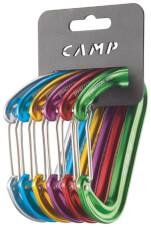Zestaw karabinków do ekspresów Photon Wire Rack Pack CAMP