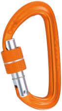 Karabinek wspinaczkowy do ekspresów Orbit Lock CAMP pomarańczowy