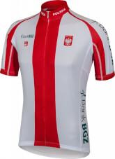 Koszulka rowerowa Polska BCM Nowatex BGŻ