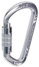 Karabinek wspinaczkowy Guide XL 2 Lock CAMP srebrny Twist Lock