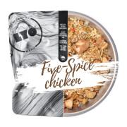 Posiłek kurczak pięć smaków 370g (liofilizat) - żywność liofilizowana LYOfood