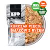 Posiłek kurczak pięć smaków 500g (liofilizat) - żywność liofilizowana LYOfood