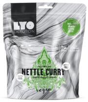 Liofilizowane zielone curry z pokrzywą 500 g LYO FOOD duża porcja