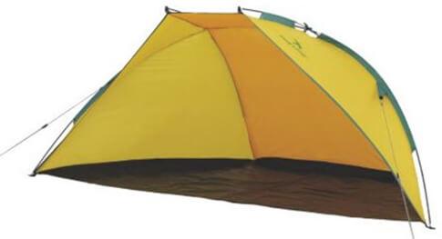 Namiot na plażę Beach Easy Camp żółty