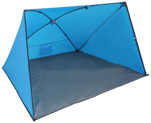 Namiot plażowy Siesta Automatic Beach Tent Blue EuroTrail