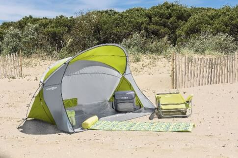 Namiot plażowy Umbra Brunner