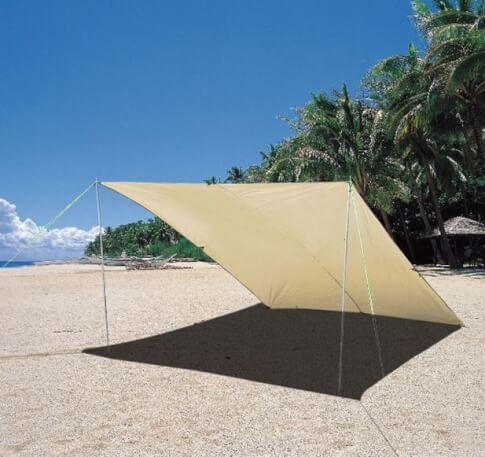 Zadaszenie przeciwsłoneczne Tarp Sunny UV Tarp 3x3m Brunner