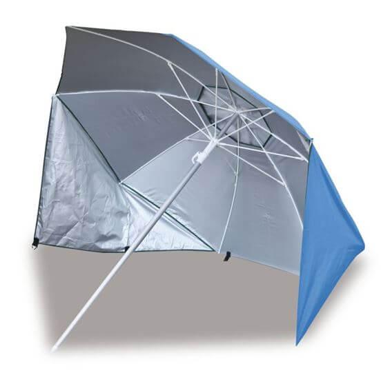 parasol na plażę z ochroną UV 50 Brunner