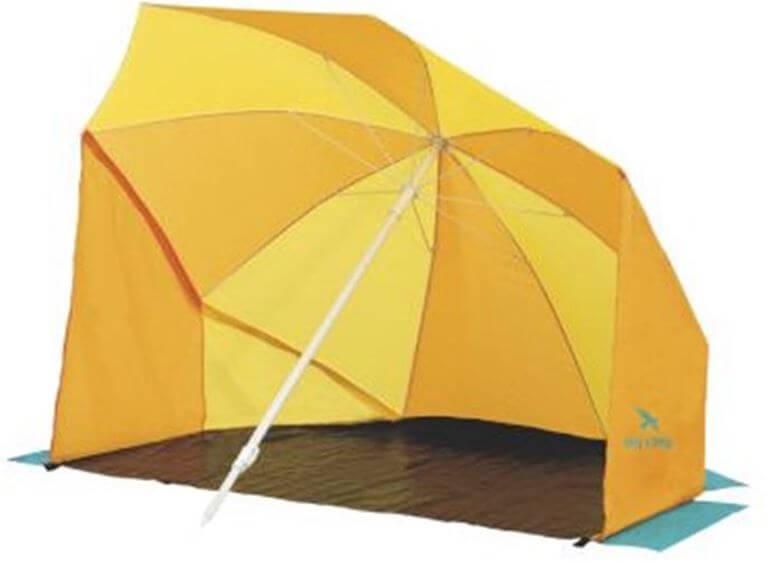 parasol plażowy z podłogą na plażę Easy Camp
