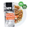 Liofilizowany gulasz wieprzowy z kaszą duża porcja 500g LYO Food