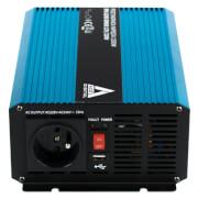 Samochodowa przetwornica napięcia 12V 1200W Sinus 1200S AZO Digital