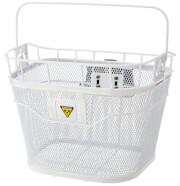 Koszyk na kierownicę Basket Front white Topeak