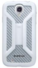 Pokrowiec Ridecase for Samsung Galaxy s4 white Topeak