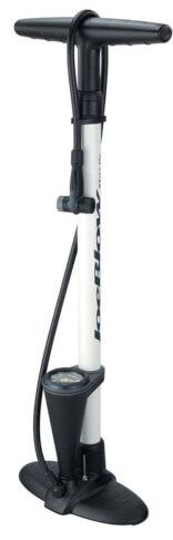 Pompka podłogowa rowerowa Topeak Joe Blow Max HP white