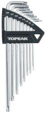 Zestaw kluczy serwisowych: Torx Wrench Set Topeak