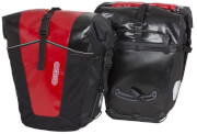 Sakwy rowerowe tylne Ortlieb Back-Roller Pro Classic 70L red-black