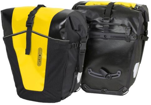 Sakwy rowerowe tylne Ortlieb Back-Roller Pro Classic 70L yellow-black