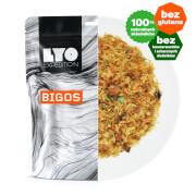 Posiłek Bigos 500g (liofilizat) - żywność liofilizowana LYOfood