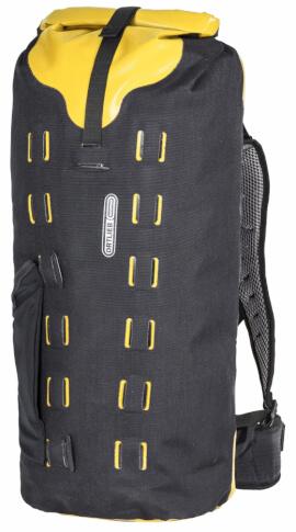 Plecak 40 L Gear-Pack Black Sun Yellow Ortlieb