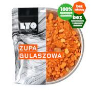 Posiłek zupa gulaszowa 500g (liofilizat) - żywność liofilizowana LYOfood