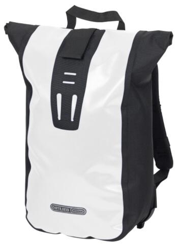 Plecak Velocity 24L White Black Ortlieb