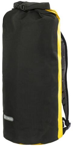 Plecak worek ekspedecyjny X-Tremer XL 113 L Sun Yellow Black Ortlieb