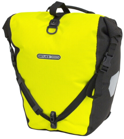 Sakwy rowerowe tylne Ortlieb Back-Roller High Visibility Neon Yellow 20L