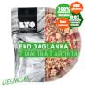 Posiłek jaglanka z malinami i aronią 342g (liofilizat) - żywność liofilizowana LYOfood