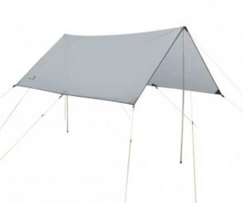 Zadaszenie, płachta biwakowa Tarp 4 x 4 m Easy Camp