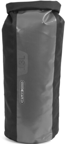 Worek Dry Bag PS490 Black Dark Grey 13L Ortlieb