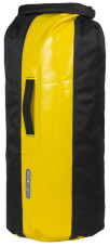 Worek Dry Bag PS490 Black Sun Yellow 35L Ortlieb