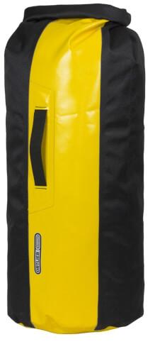 Worek Dry Bag PS490 Black Sun Yellow 59L Ortlieb